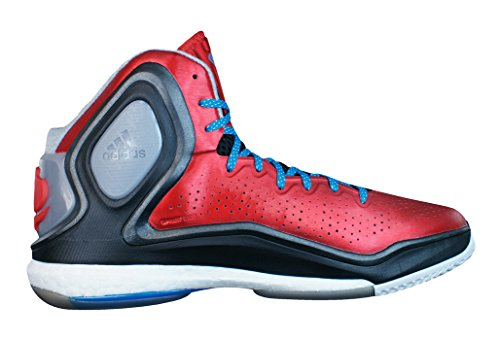 adidas D Rose 5 Boost Herren-Basketball Turnschuhe / Schuhe Red