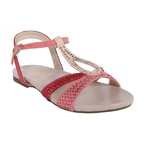 Sandales pour Fille CHEIW 47077 ROSA-FUCSIA