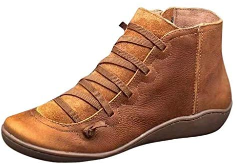 Womens New Arch Support Boots, Womens