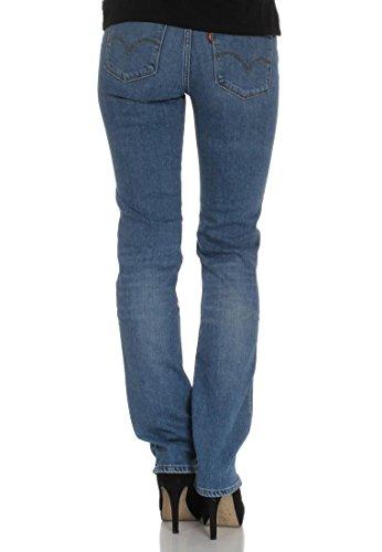 Levis Jeans Women 714 STRAIGHT 21834-0023 Sunset Rider, Hosengröße:31/34