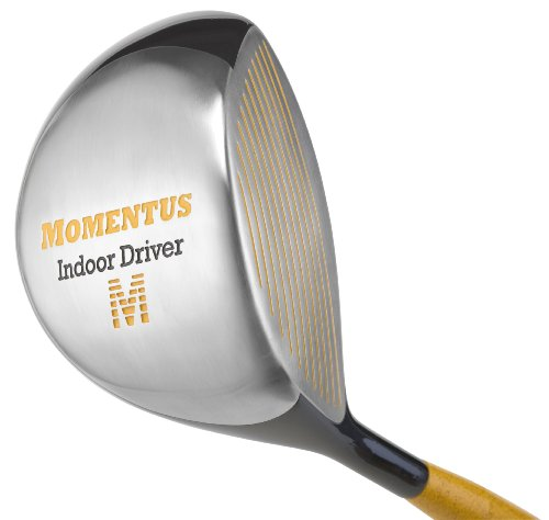 Momentus Golf Golf Swing Trainer (Momentus Indoor Driver with Training Grip (Right)