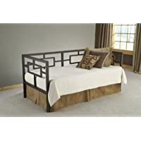 Hillsdale Chloe Bed with Suspension Deck, Bronze