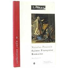 NICOLAS POUSSIN : SAINTE-FRANÇOISE ROMAINE