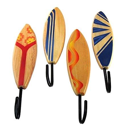 41FkIIenYHL._SS450_ Surfboard Towel Hooks and Surfboard Wall Hooks