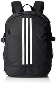 adidas Unisex-Adult Backpack, Black/White - BR5864
