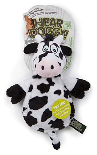 Top recommendation for cow toys for dogs