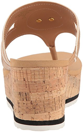 Women's Galley Hilfiger Sandal Wedge Natural Tommy wv64f