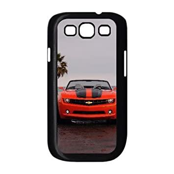 Chevrolet Camaro Car Samsung Galaxy S3 9 Cell Phone Case Black Decoration pjz003-3745588: Amazon.es: Electrónica