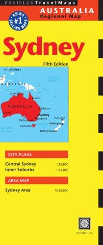 Sydney Travel Map Fifth Edition (Australia Regional Maps)