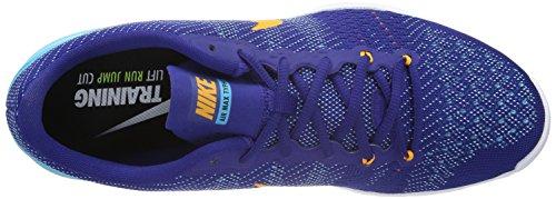 Vvd NIKE Dp gmm Ryl Max Orng Bl Bl Gymnastics Men 484 's Air Typha whit Blau Shoes rzr7qw