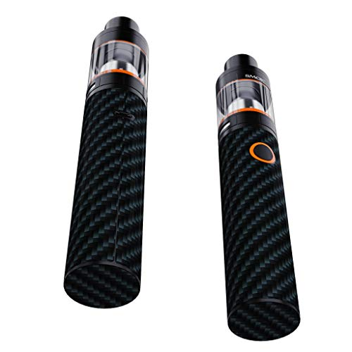 SMOK Stick V8 Skin Decal - Carbon - Sticker Wrap (Device not Included)