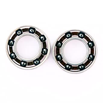 R188 Fidget Spinner Replacement Ball Bearings Hybrid Ceramic Silicon Nitride Si3N4 High Speed