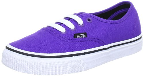Vans U AUTHENTIC - Zapatillas de lona unisex Violeta (Prism Violet/Bl)