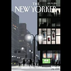 The New Yorker, January 24th 2011 (Ken Auletta, Ryan Lizza, Nancy Franklin)