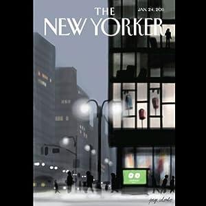 The New Yorker, January 24th 2011 (Ken Auletta, Ryan Lizza, Nancy Franklin) Periodical
