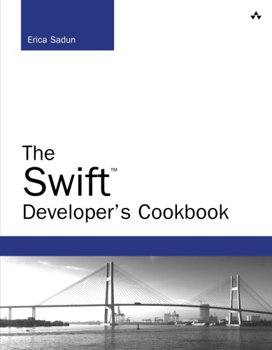 The Swift Developer's Cookbook (includes Content Update Program) (Developer's Library) (Hybrid App Development Best Practices)