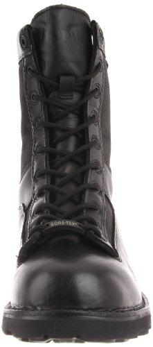 Men's 8 Lace Waterproof To Toe Waterproof Black Bates Defender Inch Boot 7qRnw7Ed