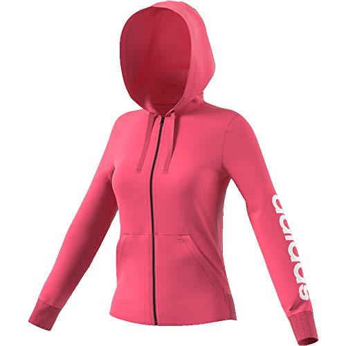 Mallas Essentials para Adidas Linear deportivas mujer white Reapnk Ur1Uqzxw