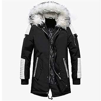 MAZF Drop Shipping New Men Winter Jackets and Coats Fur