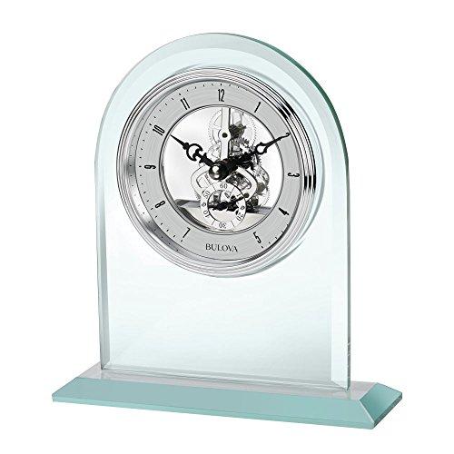 Bulova Clarity Desk Clock