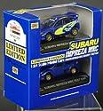 1/64 スバル インプレッサ WRC テストカー 「ラリーカーコレクション パートナーショップ・リミテッドエディション スバル編」