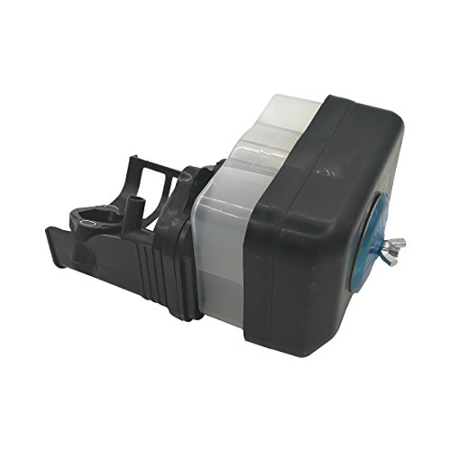 Hd Cultivator - Air Filter Assembly Oil Bath for Honda GX160 GX200 5.5HP 6.5HP 4-Stroke Engine Cleaner Complete Pump Tiller Cultivator Chipper