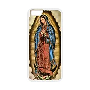 "LSQDIY(R) Virgin Mary iPhone6 4.7"" Customized Case, Unique iPhone6 4.7"" Durable Case Virgin Mary"