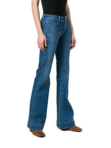 Algodon Jeans J Jb000386dj42302 Brand Azul Mujer qwq7IFX