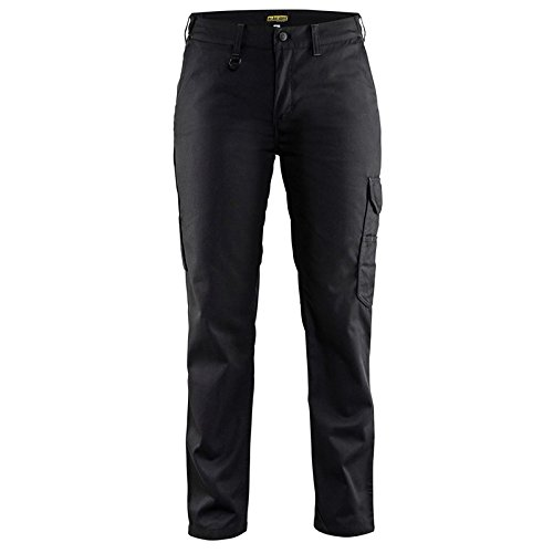 Black Blaklader 710418009900D20 Ladies Service Trousers Size 32//30