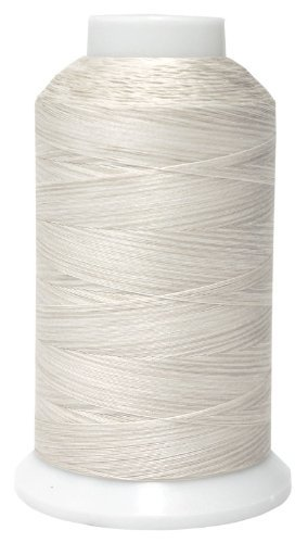 Superior Threads King TUT Egyptian Grown 40wt 3-Ply Cotton Thread, Alabaster