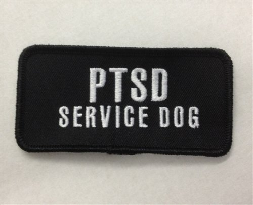 service dog patch stop - 9