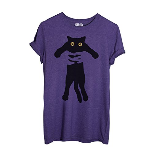 T-Shirt Bad Cat - LUSTIG by Mush Dress Your Style