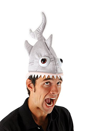 Man Eater Hat (Shark Hat Costume)