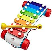 Fisher-Price Xilófono Clásico Juguete para bebés que desarrolla sentidos habilidad motriz y creatividad musica
