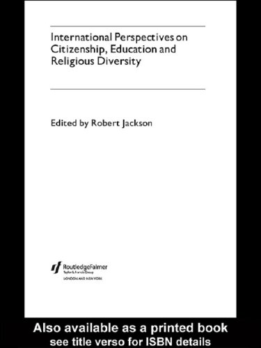 International Perspectives on Citizenship, Education and Religious Diversity Pdf