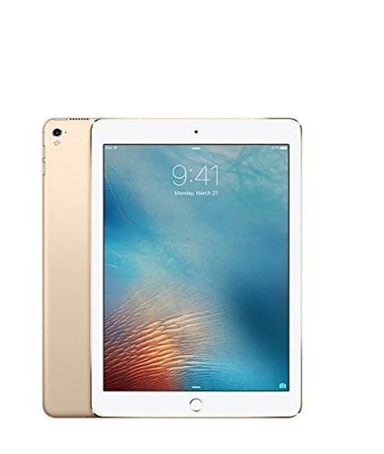 Apple iPad Pro Tablet (9.7 inch, 256GB, Wi-Fi+3G) Gold Tablets at amazon