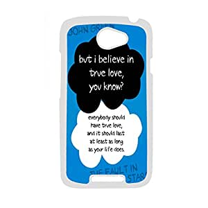 Printing With The Fault In Our Stars For Htc Ones Love Phone Case For Girl Choose Design 2