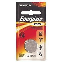 Energizer ECR2025BP Electronic Lithium 3V