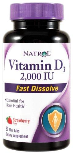 Natrol Vitamin 2000 Fast Dissolve