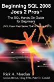 img - for [(Beginning SQL Joes 2 Pros (International Edition) )] [Author: Rick A. Morelan] [Dec-2009] book / textbook / text book