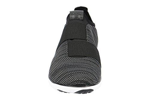 Geox Mens Sneaker Nebula Black