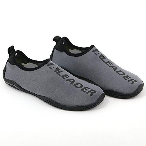 Aleader  Performance, Herren Aqua Schuhe Grau
