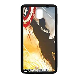 Captain America Design Hard Case High-quality Case for Samsung Galaxy Note 3 (Laser Technology)