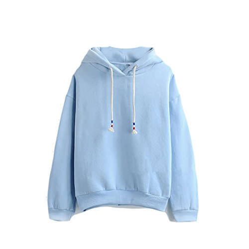 Baby Blue Sweatshirt - 6