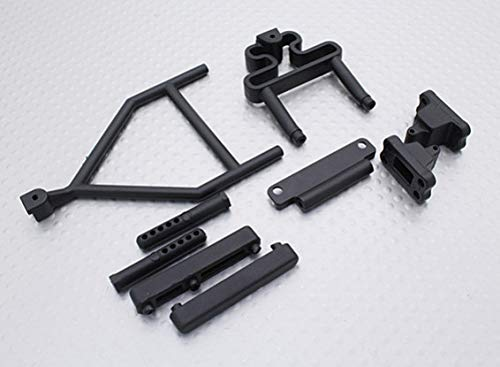 Bracket Battery Support - SKB family Battery Support/Bumper Bracket F/R - A2023T, A2027, A2029 and A2035