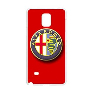 Happy Alfa Romero sign fashion cell phone case for Samsung Galaxy Note4
