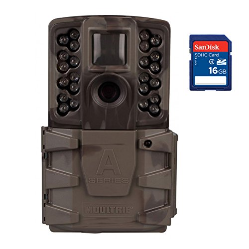 Moultrie A-40 Pro 14MP Low Glow Infrared Game Trail Camera w