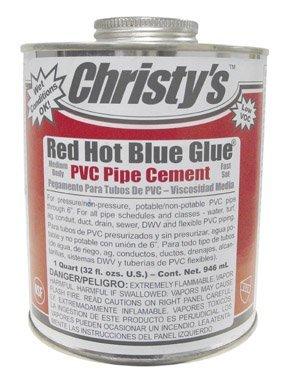 CHRISTY RH.RHBV.QT Red Hot Low VOC,