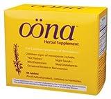 Oona Herbal Supplement for Women OONA 96 Tabs