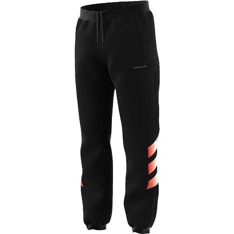 pantaloni wind adidas neri